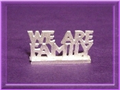 Pewter - We Are Family